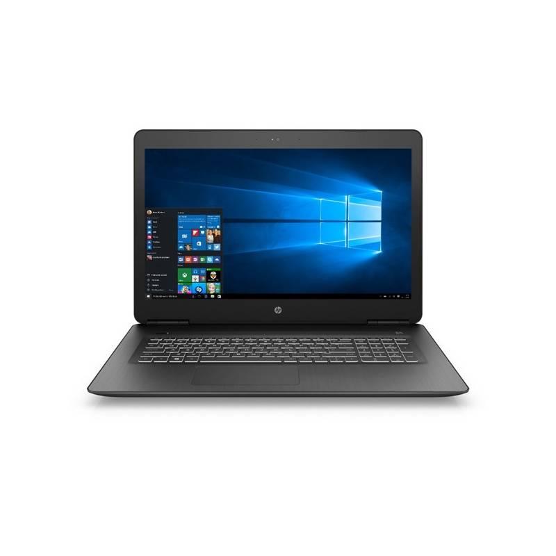 Notebook HP Pavilion Power 17-ab307nc (2PS01EA#BCM) čierny Software F-Secure SAFE, 3 zařízení / 6 měsíců (zdarma) + Doprava zadarmo