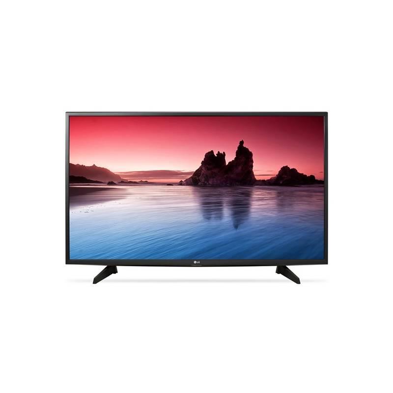 Televízor LG 43LK5100PLA čierna + Doprava zadarmo