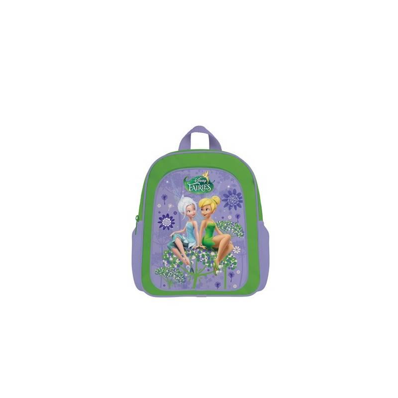 Batoh detský P + P Karton předškolní Disney Fairies + Doprava zadarmo