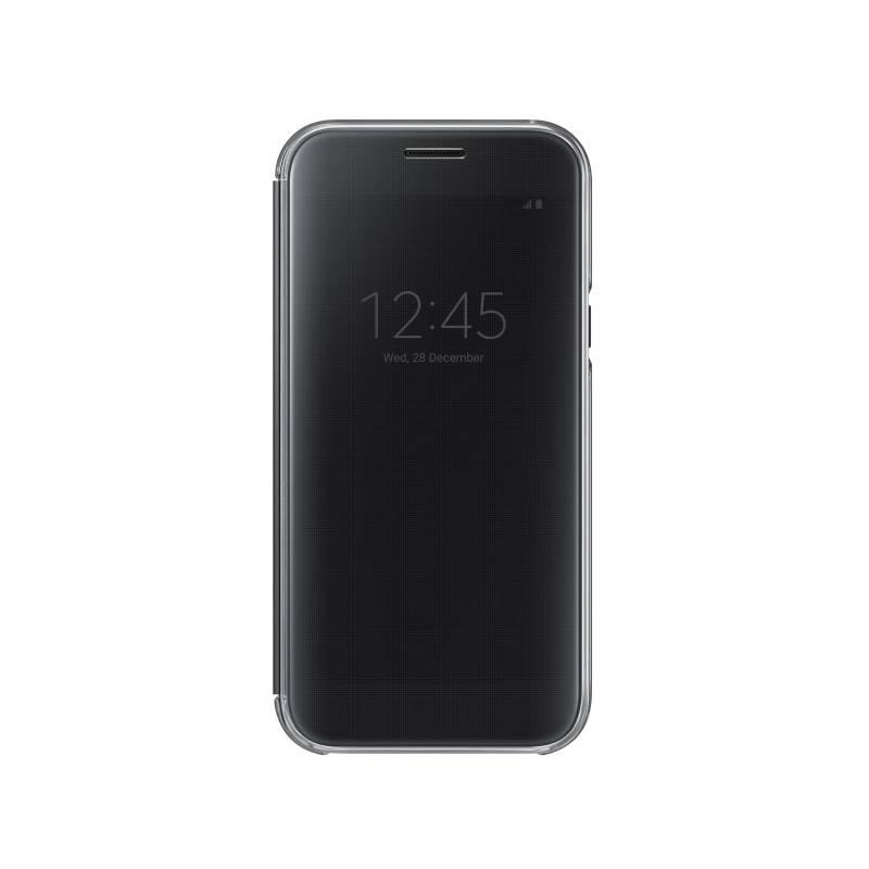 Pouzdro na mobil flipové Samsung Clear View pro Galaxy A5 2017 (EF-ZA520CBEGWW) černé
