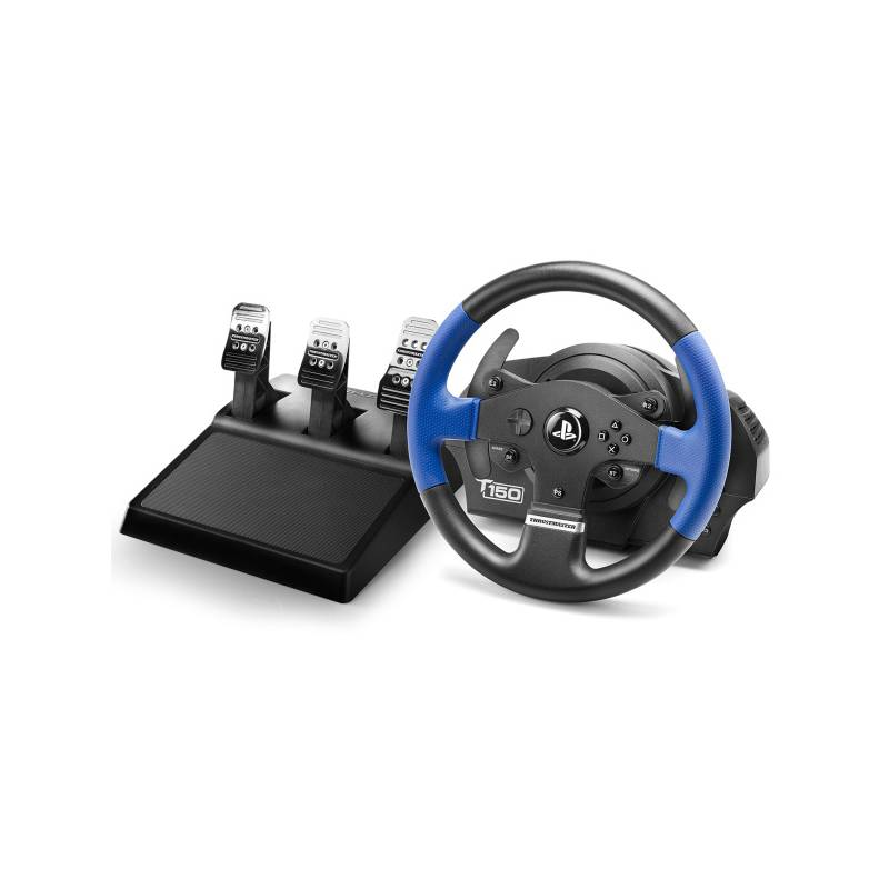 Volant Thrustmaster T150 PRO pro PS4, PS3, PC + pedály (4160696) čierny