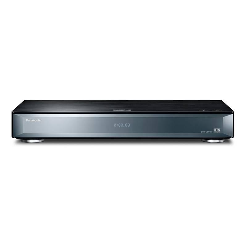 3D Blu-Ray prehrávač Panasonic DMP-UB900EGK čierny