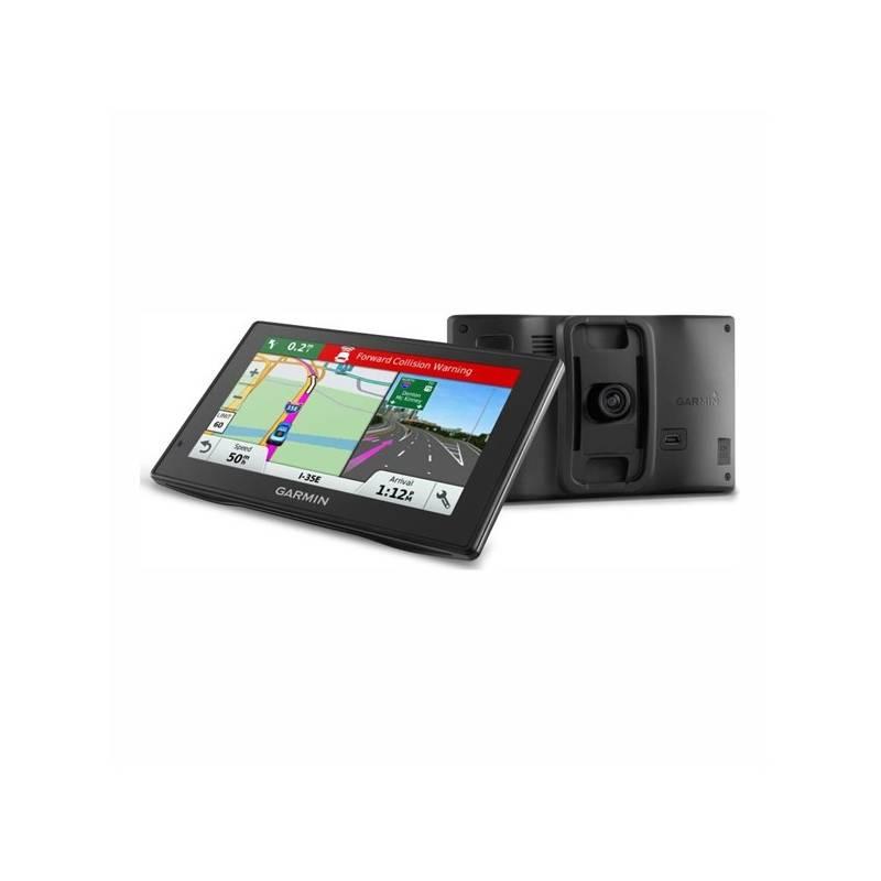 Navigačný systém GPS Garmin DriveAssist 50T Lifetime Europe45 (010-01541-11) čierna