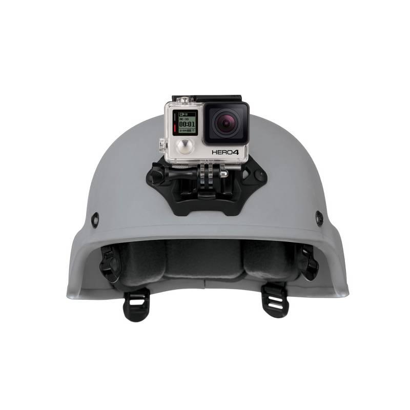 Držiak GoPro na helmu (ANVGM-001) čierny