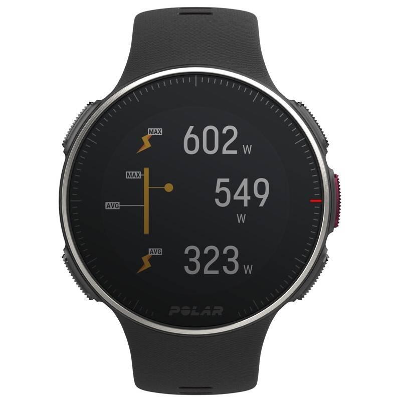 GPS hodinky Polar Vantage V - Titan (90072459)