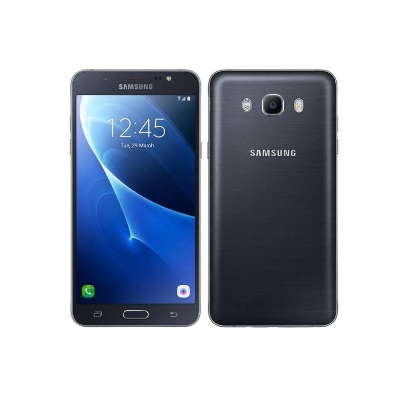 Mobilný telefón Samsung Galaxy J7 2016 (J710F) (SM-J710FZKNETL) čierny