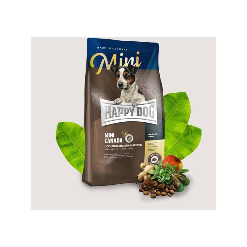 Granule HAPPY DOG MINI Canada 4 kg