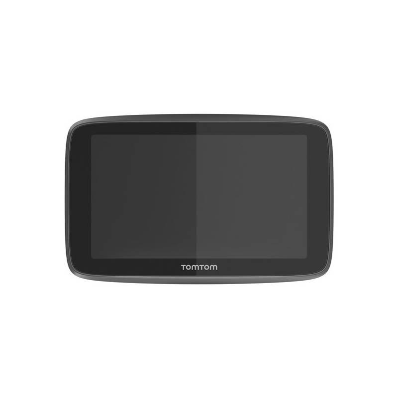 Navigačný systém GPS Tomtom GO 5200 World, Wi-Fi, LIFETIME mapy (1PL5.002.01) čierna