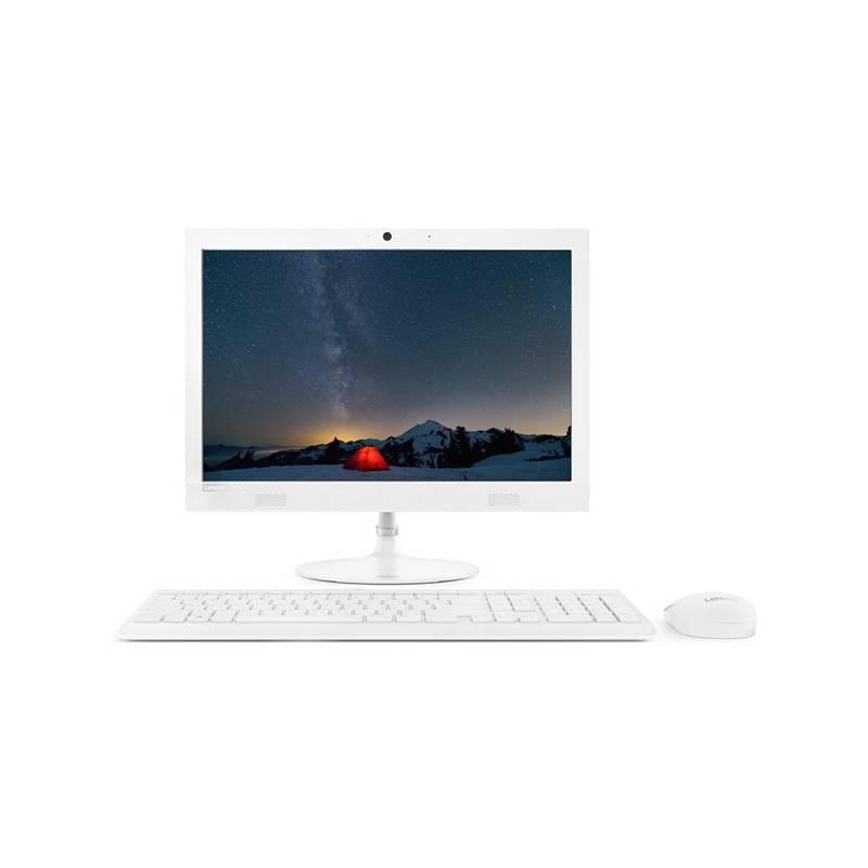 Počítač All In One Lenovo IdeaCentre AIO 330-20IGM (F0D7002SCK) bílý