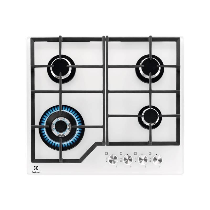 Plynová varná platňa Electrolux Inspiration KGG6436W biela + Doprava zadarmo