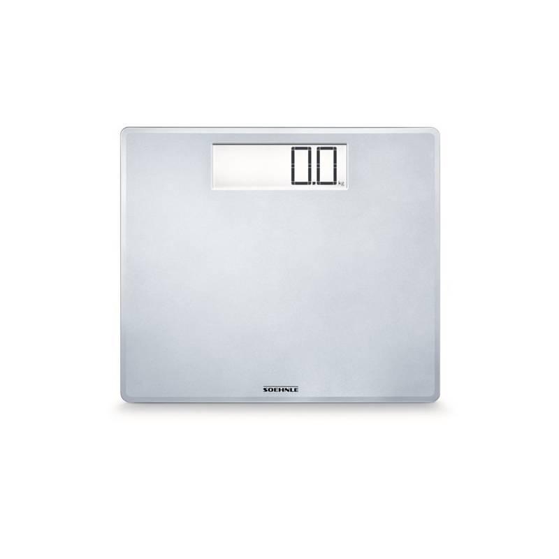 Osobná váha Soehnle Style Sense Safe 200 (63866) strieborná