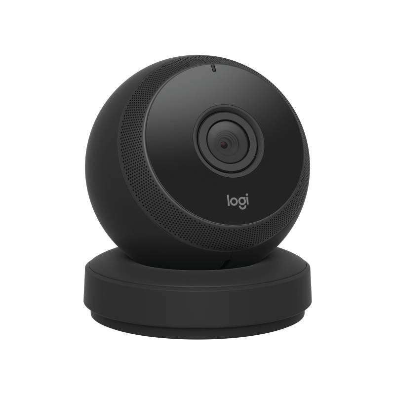 IP kamera Logitech Circle Home (961-000394) čierna + Doprava zadarmo