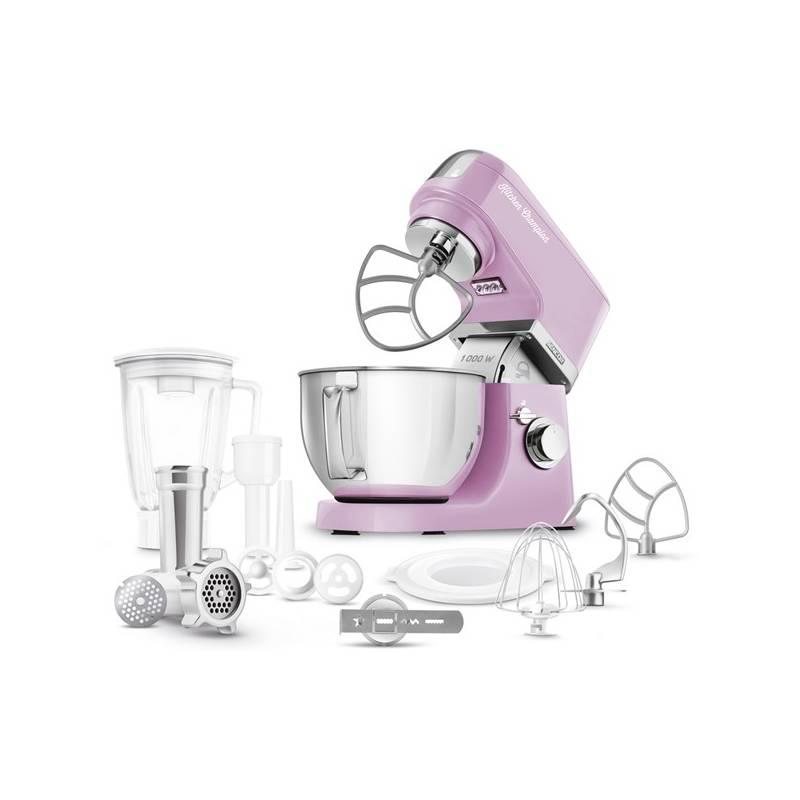 Kuchynský robot Sencor STM 6358RS ružový