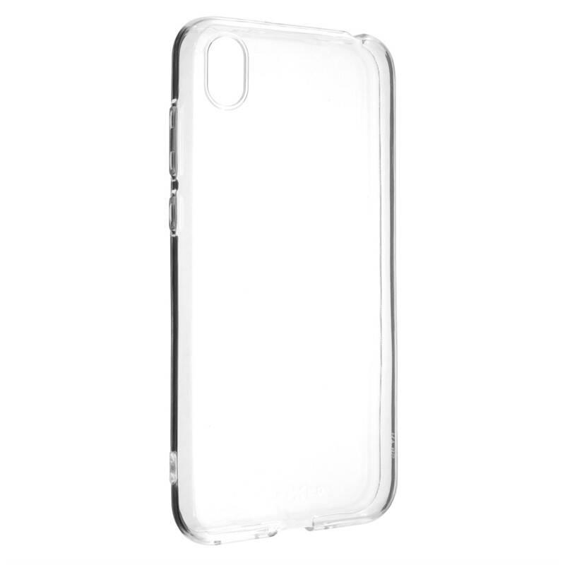 Kryt na mobil FIXED Skin na Honor 8S/Honor 8S 2020 (FIXTCS-422) priehľadný