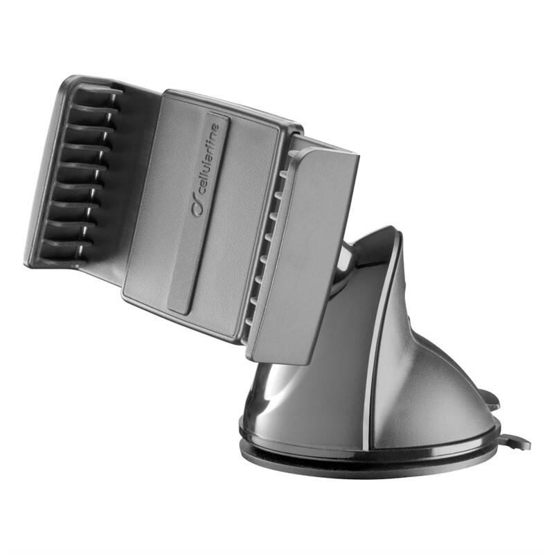 Držiak na mobil CellularLine Pilot Embrace (PILOTFITK) čierny