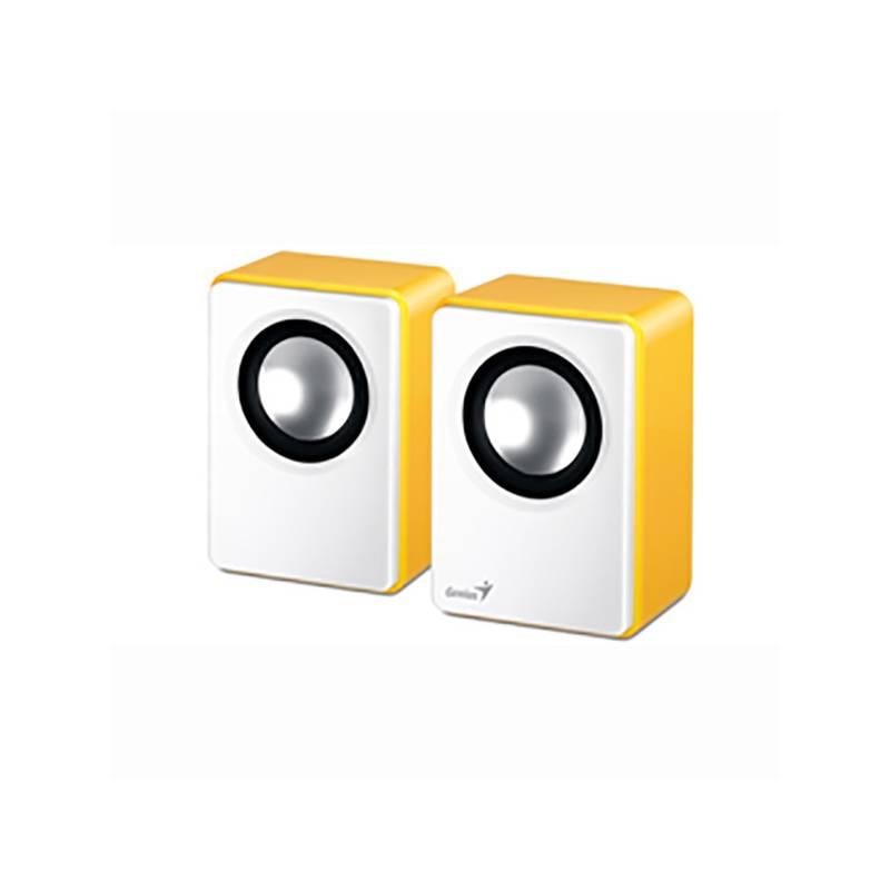 Reproduktory Genius Q120 (31731054101) žltý