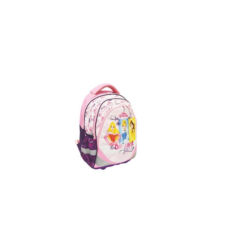 Batoh školský P + P Karton anatomický Disney Princess + Doprava zadarmo