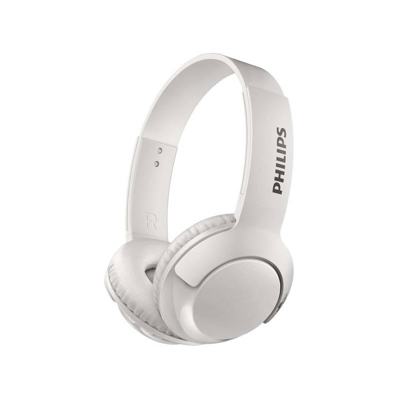 Slúchadlá Philips SHB3075WT (SHB3075WT/00) biela