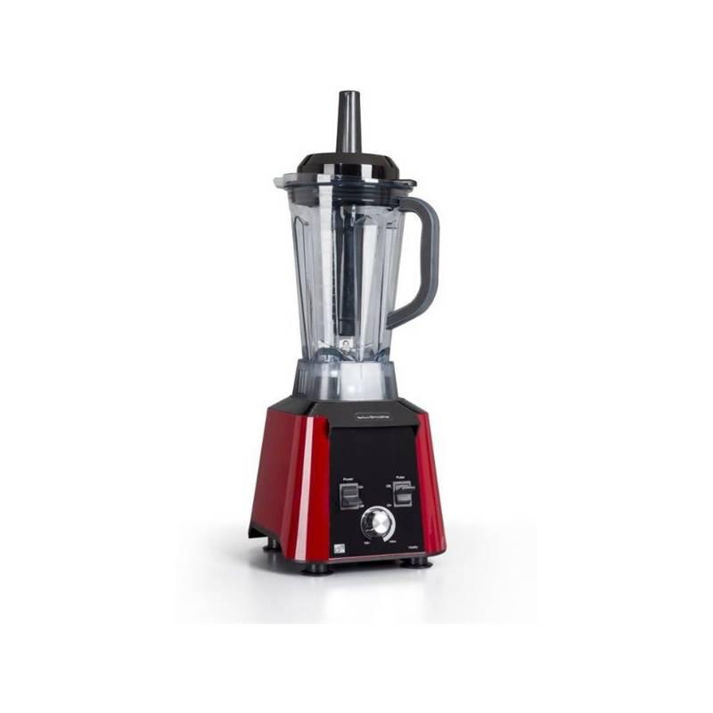 Stolný mixér G21 Blender Perfect smoothie Vitality red červený