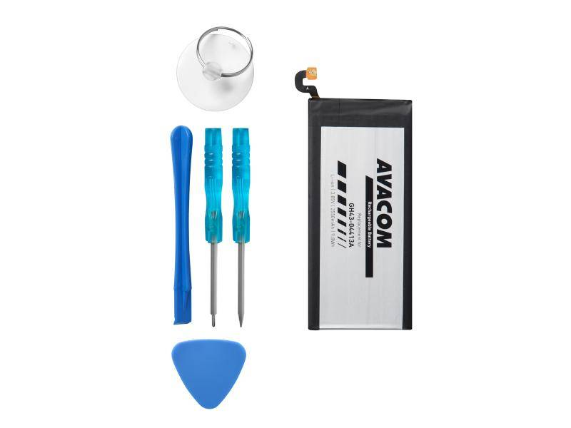 Batéria Avacom pro Samsung Galaxy S6, Li-Ion 3,85V 2550mAh (náhrada GH43-04413A) (GSSA-G920-2550)