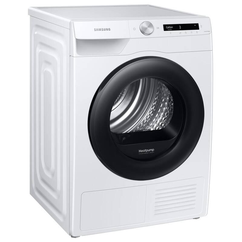 Sušička bielizne Samsung DV80T5220AW/S7 biela + Doprava zadarmo