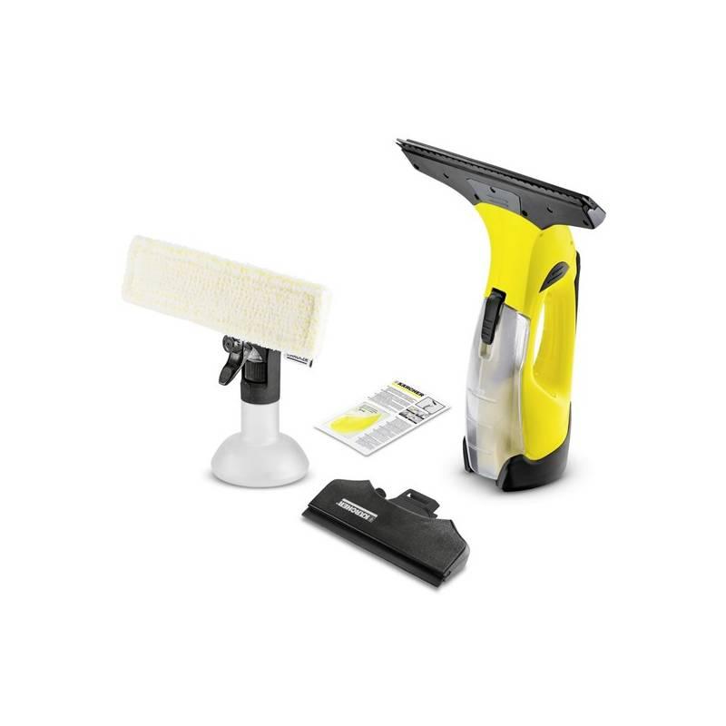 Čistič okien Kärcher WV 5 Premium (1.633-453) žltý Čistící přípravek na koupelny YOU 500 ml (zdarma) + Doprava zadarmo