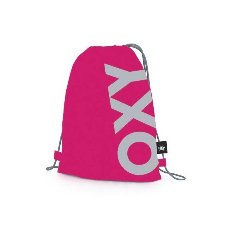 Vrecko na prezúvky P + P Karton OXY Neon Pink