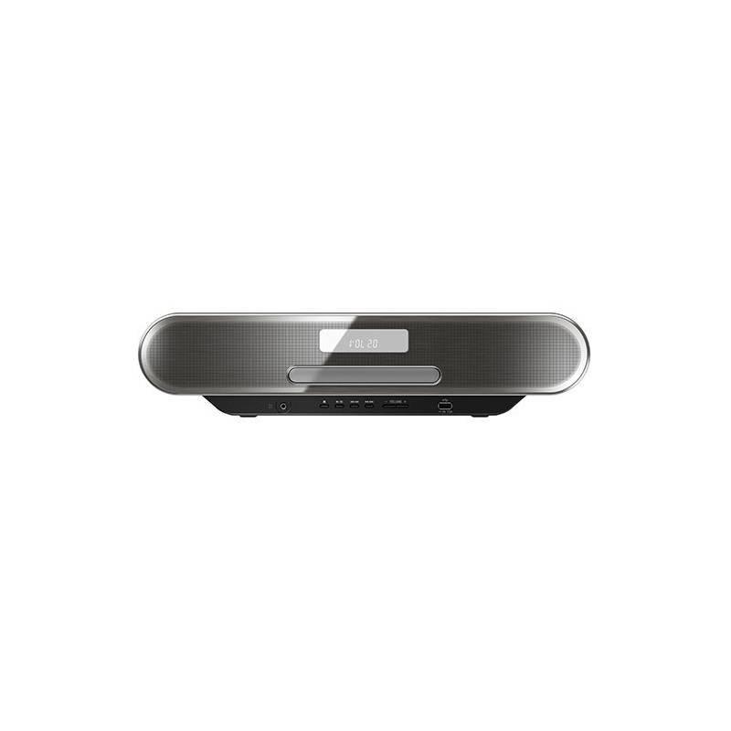 Mikro HiFi systém Panasonic SC-RS52EG-S strieborný
