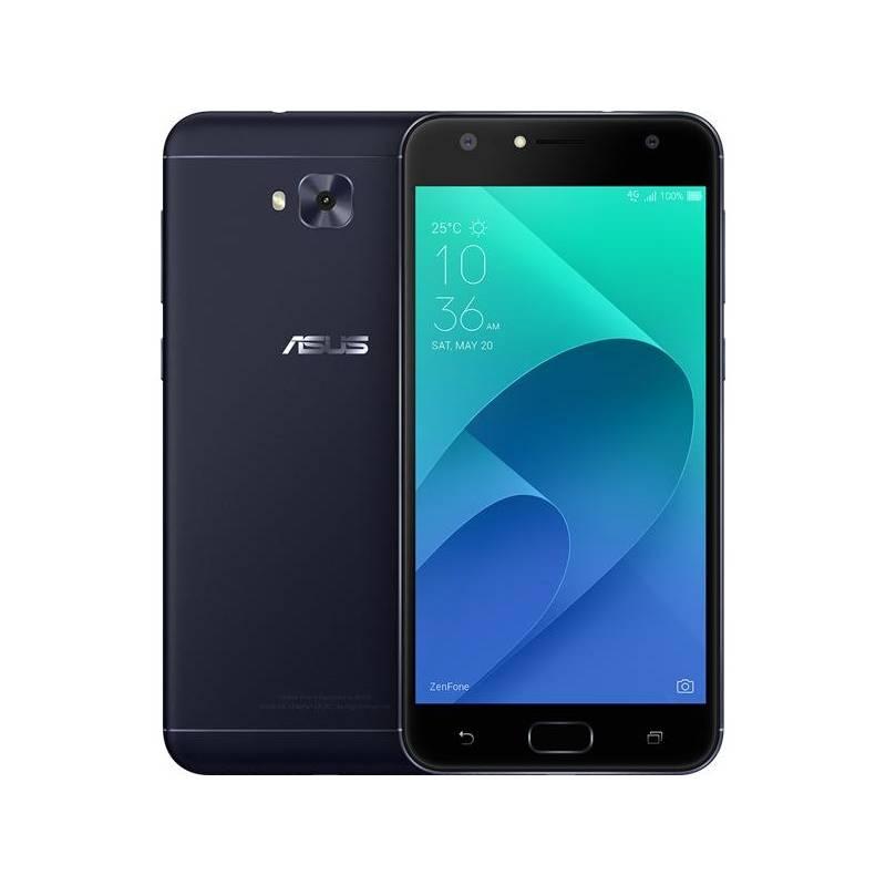 Mobilný telefón Asus ZenFone 4 Selfie (ZD553KL-5A026WW) (ZD553KL-5A026WW) čierny + Doprava zadarmo