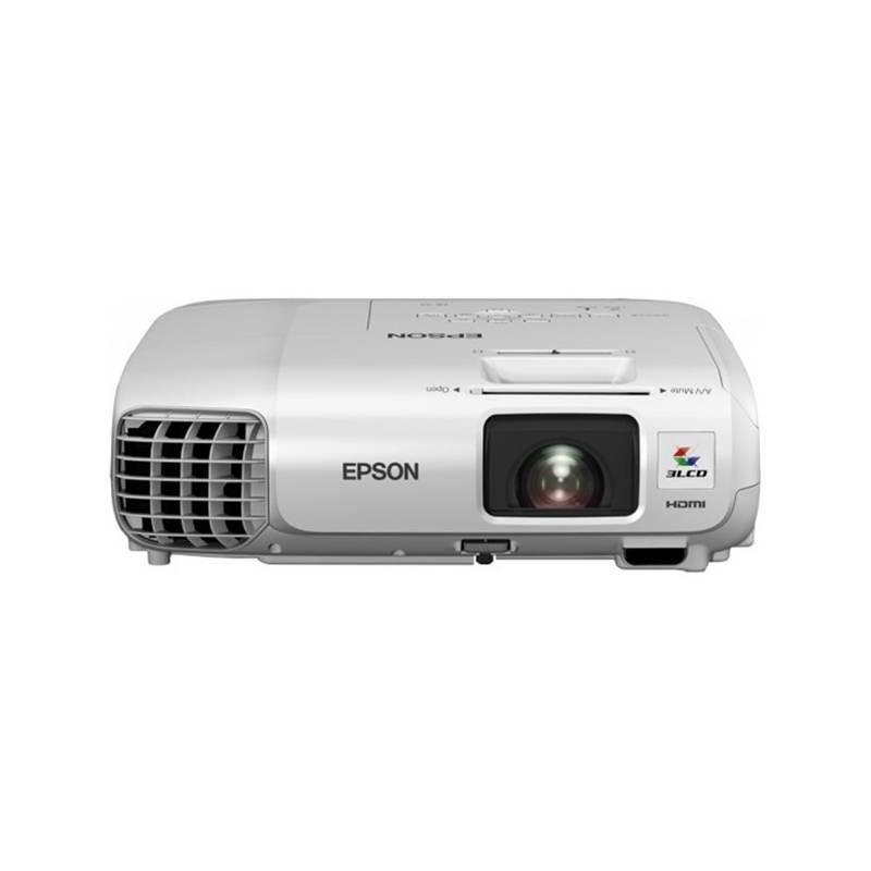 Projektor Epson EB-98H (V11H687040) biely + Doprava zadarmo