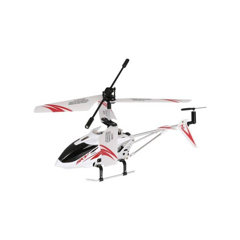 RC vrtuľník Buddy Toys BRH 319040 Falcon IV (443951) biely