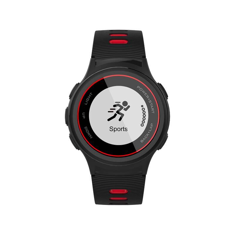 Chytré hodinky iGET ACTIVE A4 (84000432) čierny + Doprava zadarmo