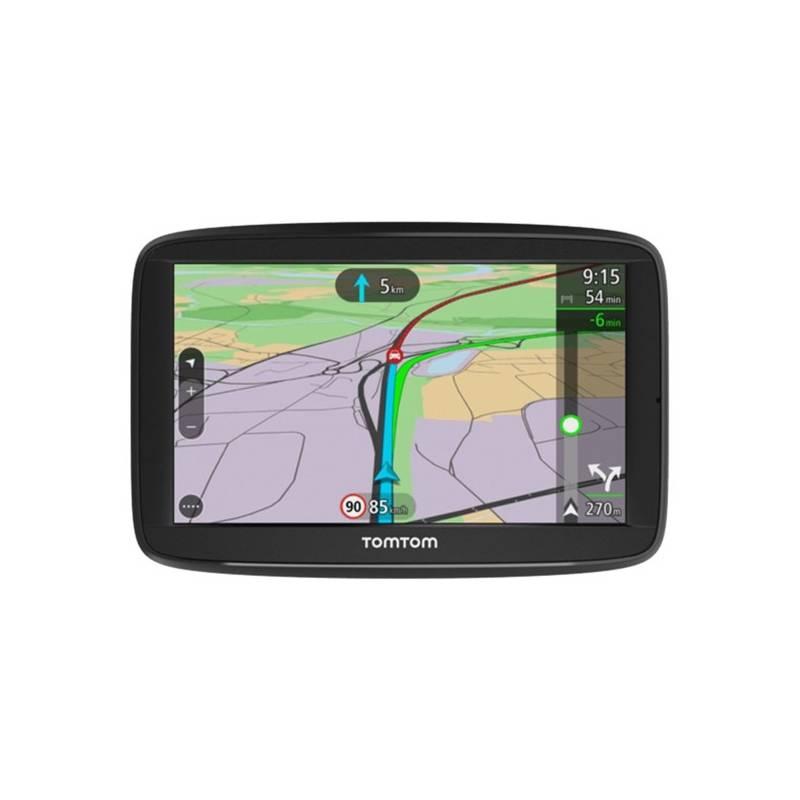 Navigačný systém GPS Tomtom VIA 52 Europe LIFETIME mapy (1AP5.002.00) čierna