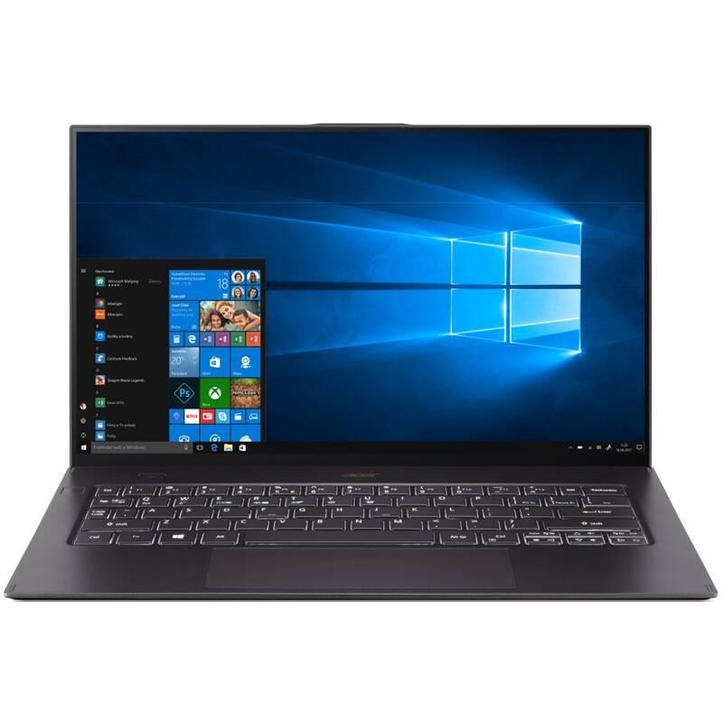 Notebook Acer Swift 7 (SF714-52T-74AT) (NX.H98EC.003) čierny
