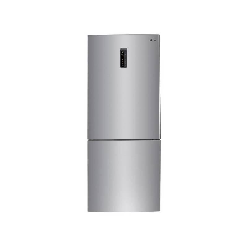 Kombinácia chladničky s mrazničkou LG GBB548PZCZH nerez + Doprava zadarmo