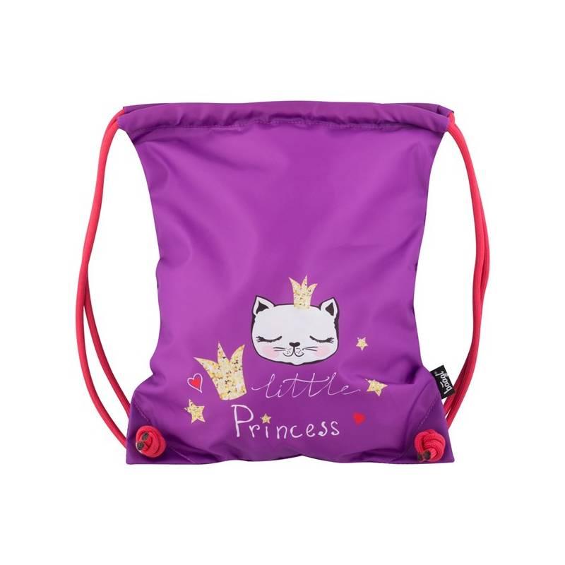 Vrecko na prezuvky Baagl Mačky Little Princess