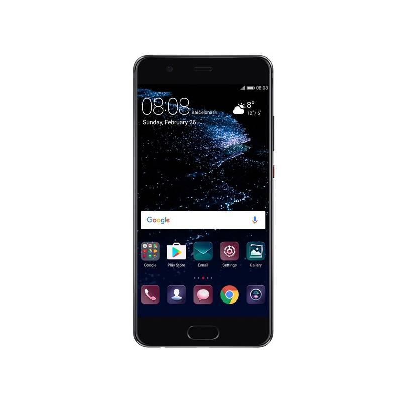 Mobilný telefón Huawei P10 Plus Dual SIM (SP-P10PLUSDSBOM) čierny + Doprava zadarmo