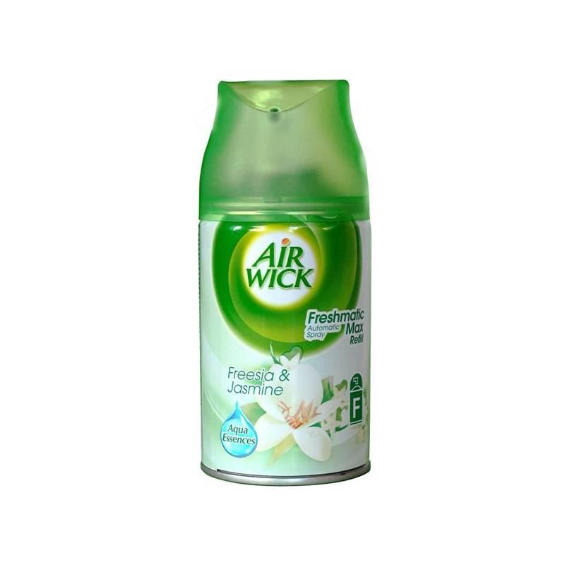 Osvěžovač vzduchu Air Wick Freshmatic, náplň, vůně bílé květy frézie, 250 ml