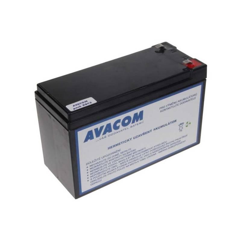 Akumulátor Avacom RBC2 - náhrada za APC (AVA-RBC2) čierna