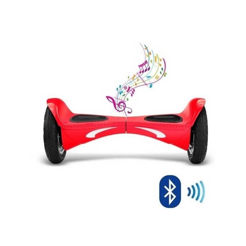 Kolonožka OFFROAD Auto Balance APP BT - červená + Doprava zadarmo