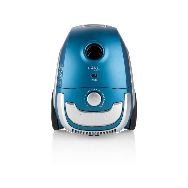 Vysávač podlahový Gallet ASP 305 modrá farba
