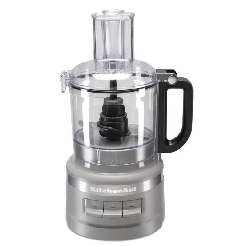Kuchynský robot KitchenAid 5KFP0719EFG sivý