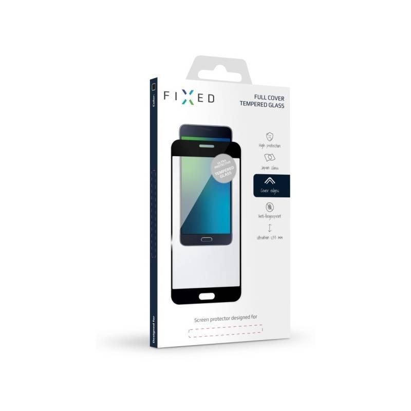 Ochranné sklo FIXED Full-Cover pro Samsung Galaxy A3 (2017) (FIXGF-157-033BK) čierne