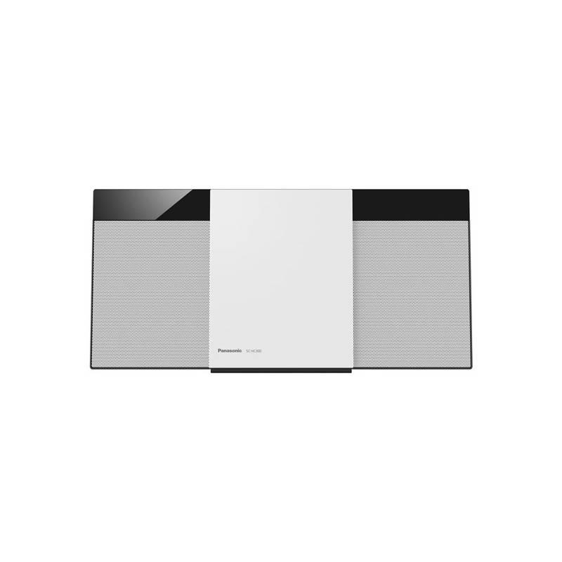 Mikrosystém Panasonic SC-HC300EG-W bílý