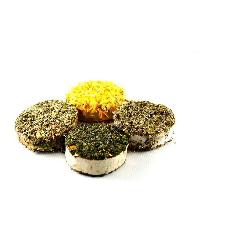 Krmivo Ham Stake drievka s bylinkami 15 cm