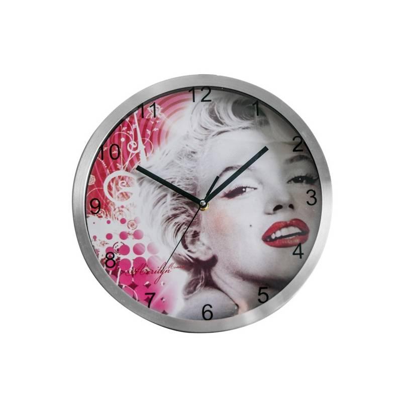 Nástenné hodiny Florina Marylin Monroe