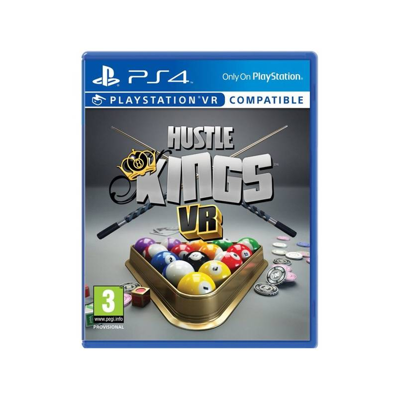 Hra Sony PlayStation VR Hustle Kings (PS4) (PS719859352 )