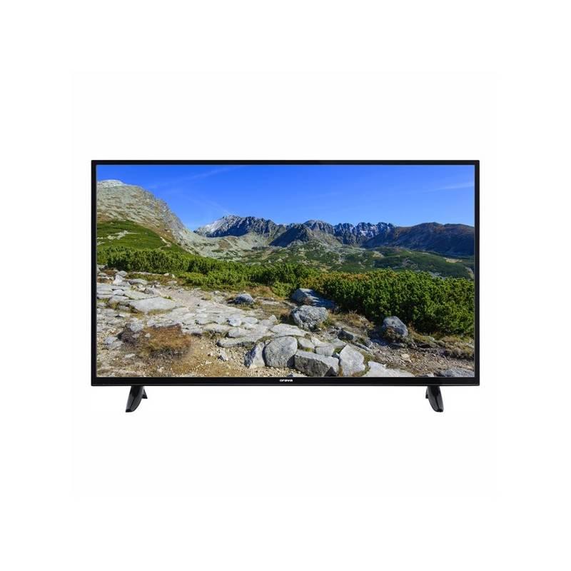 Televízor Orava SK LT-1235 čierna + Doprava zadarmo