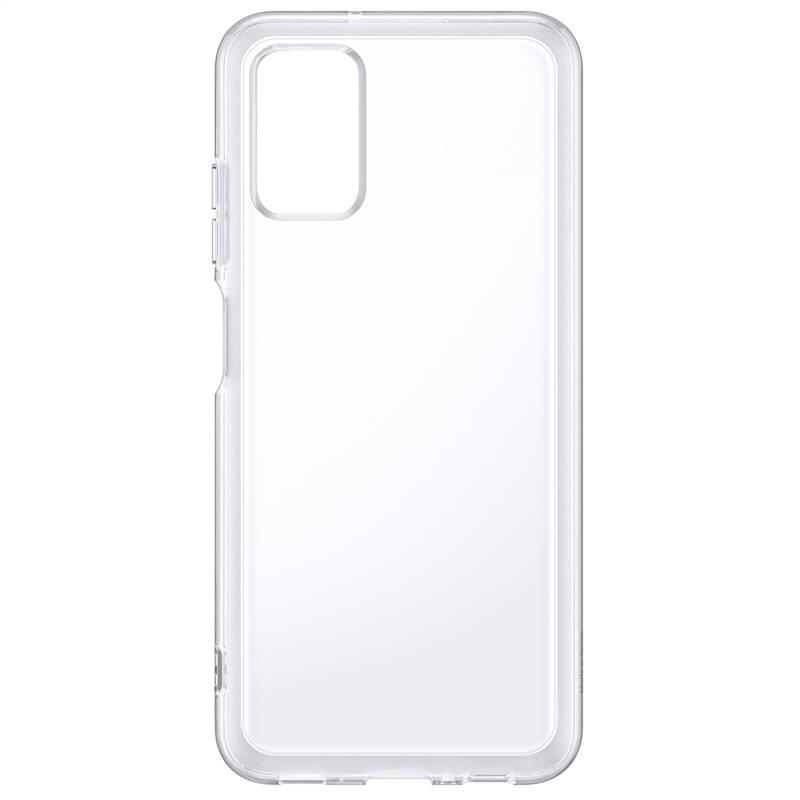 Kryt na mobil Samsung Galaxy A03s (EF-QA038TTEGEU) priehľadný