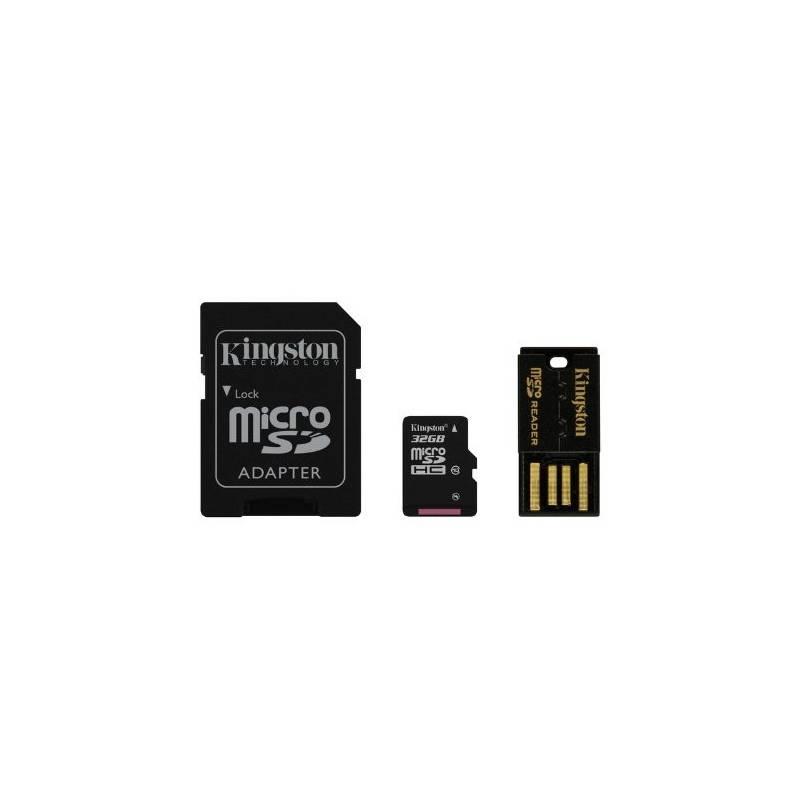 Pamäťová karta Kingston Mobility Kit 32GB UHS-I U1 (30R/10W) (MBLY10G2/32GB)